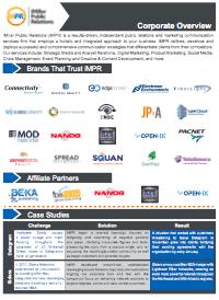 iMPR Infographic 2014 - pg 1