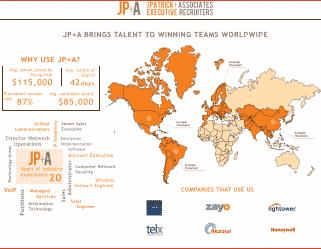 JP+A Map