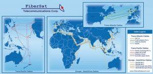FiberSat Map
