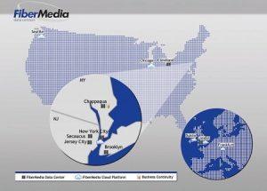 FiberMedia Map