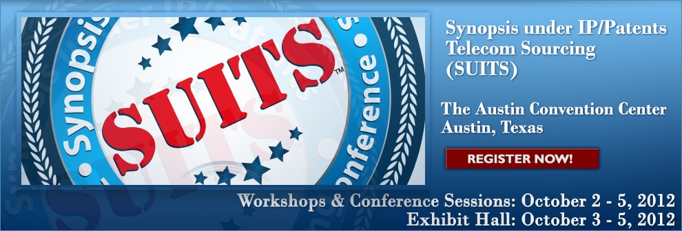 Attend the SUITS Conference at ITEXPO West