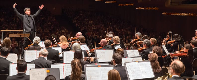 NY Philharmonic picks Webair