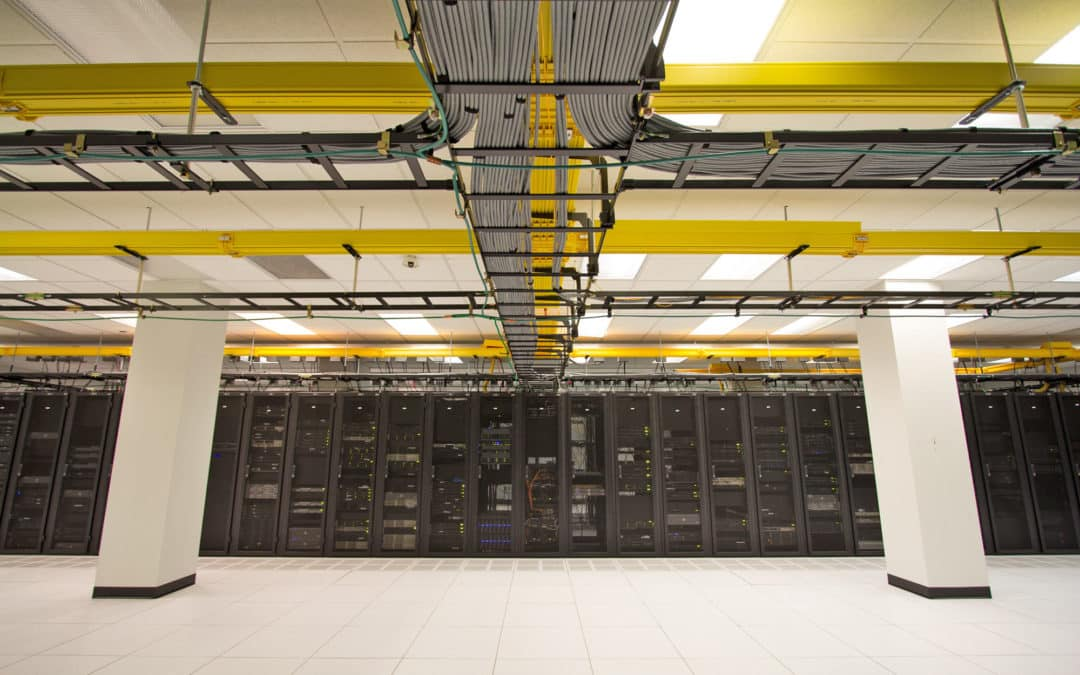 Surging Demand for Cloud Services Push Data Centers to Invest for Future Growth