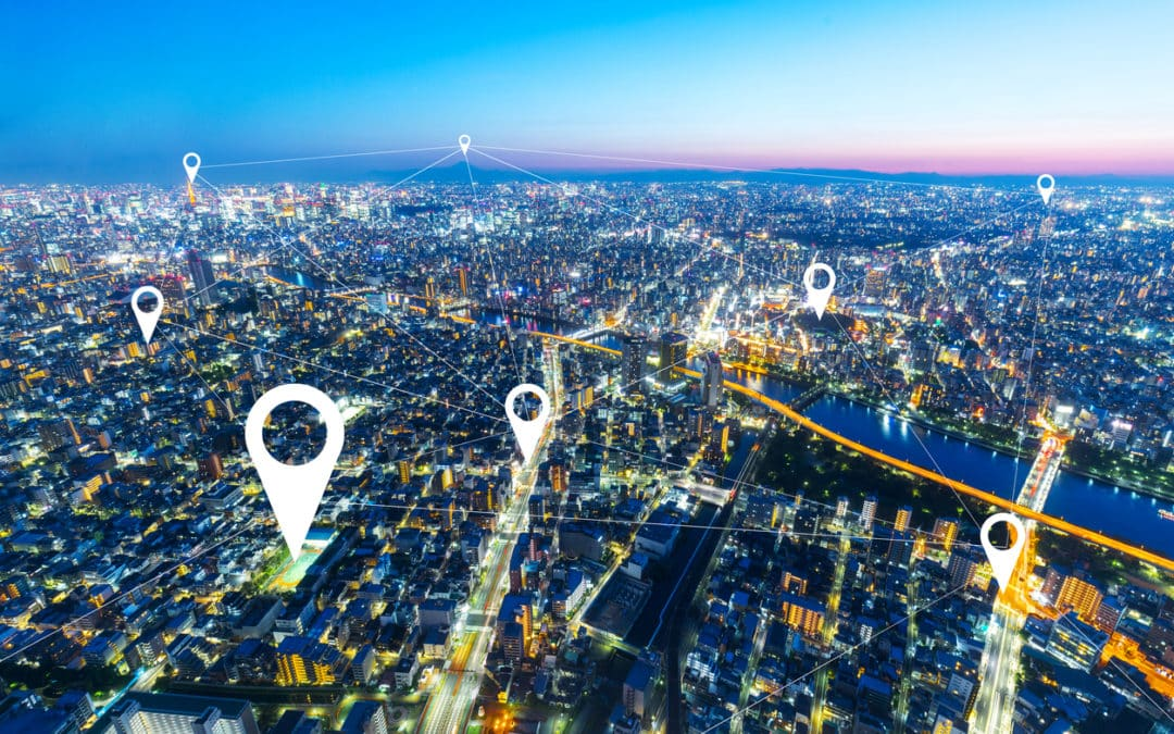Connectivity Opportunities Offered by OnNet, NearNet and OffNet Building Lists