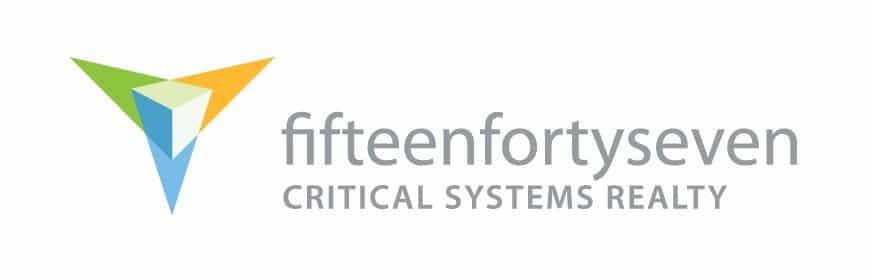 fifteenfortyseven Critical Systems Realty to Present on Investment Trends in the Colocation Market at DCD>Canada