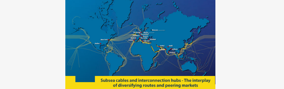 DE-CIX's Whitepaper Provides Critical Insight on Peering and Subsea