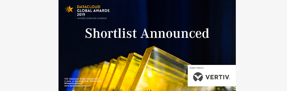BroadGroup Announces the Shortlist for the 12th Annual Datacloud Global Awards