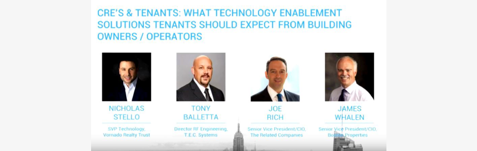 Technology Enablement Solutions and Tenants: NEDAS Explores the Future of In-Building Expectations