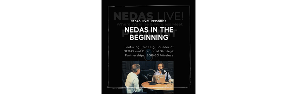 The Story and Mission of Nedas: The Nedas Live! Podcast Explores the Importance of Discussion and Evolution