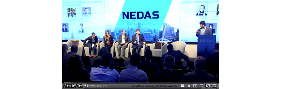 The 2019 NEDAS NYC Summit Contemplates the Role of CBRS in the Path to 5G