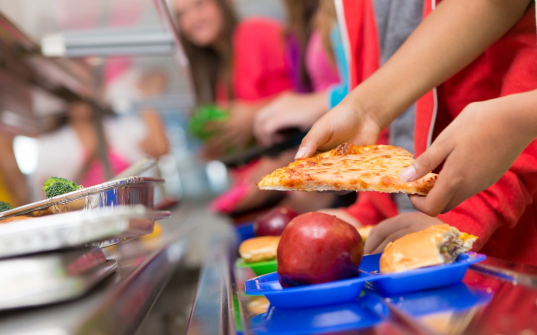 Bluebird Network Donates to the Food Bank to Support Students with Buddy Pack Program