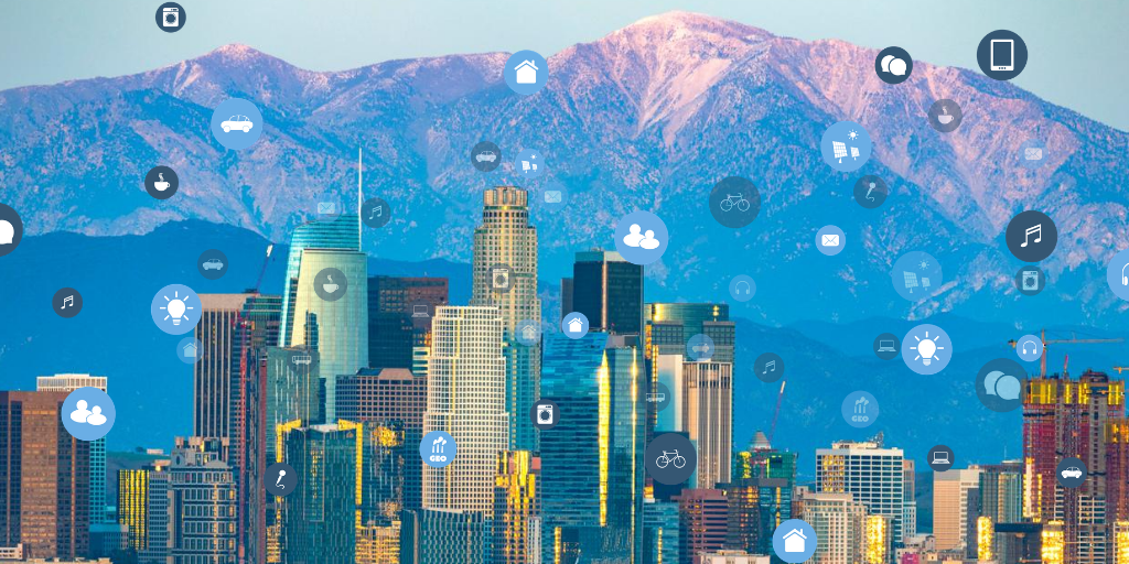 New Wireless Technology Poises L.A.'s Wilshire Grand Center to Thrive in IoT