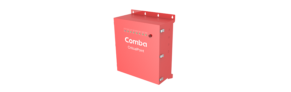 Comba Telecom Adds 100AH Capacity CriticalPoint™ Battery Backup Unit
