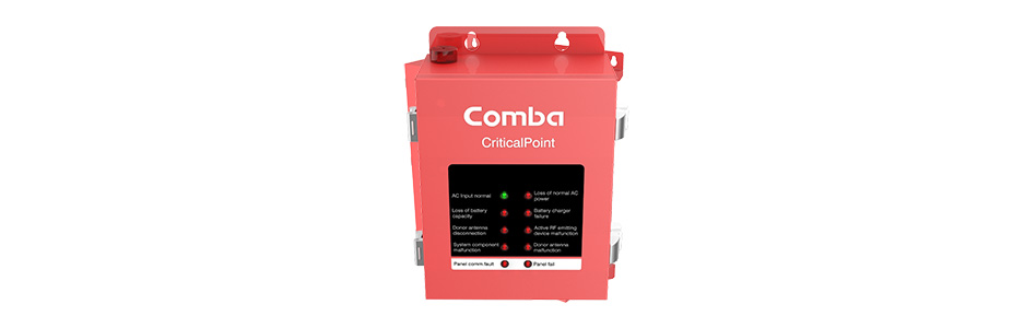 Comba Telecom Announces CriticalPoint™ Annunciator Panel Adding To Their Public Safety Product Portfolio