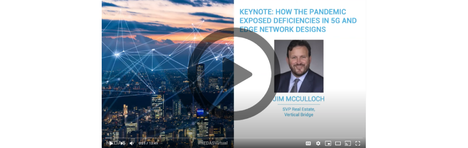 How the Pandemic Exposed Deficiencies in 5G and Edge Network Designs