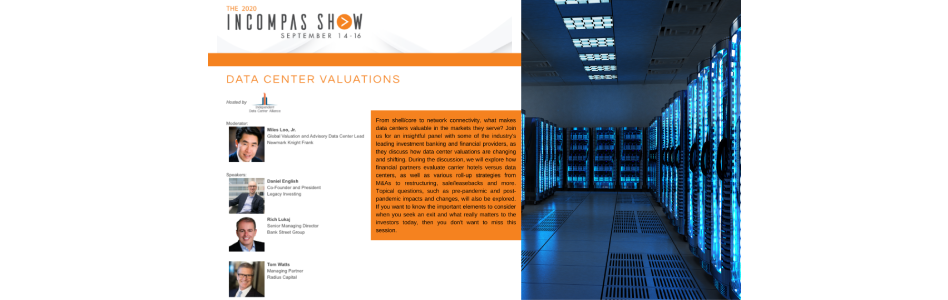Data Center Valuations – How Investors Value your Assets
