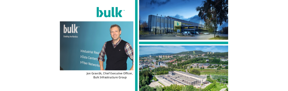 Bulk Data Centers' Flexible, Scalable Colocation Supports Aker BP's HPC Initiatives