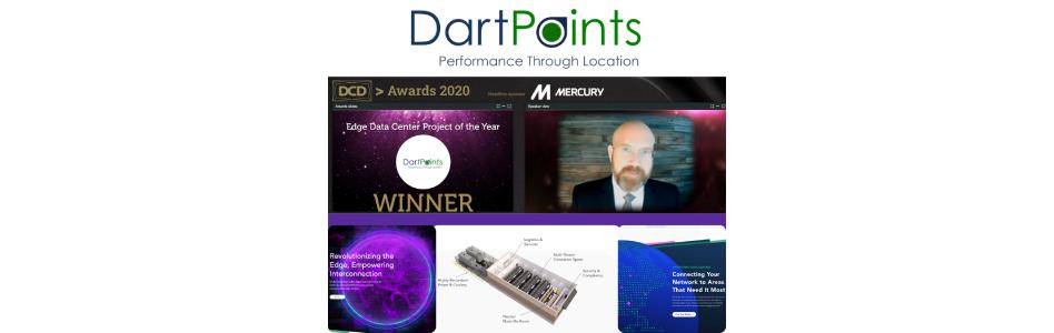 DartPoints Wins Global Edge Award