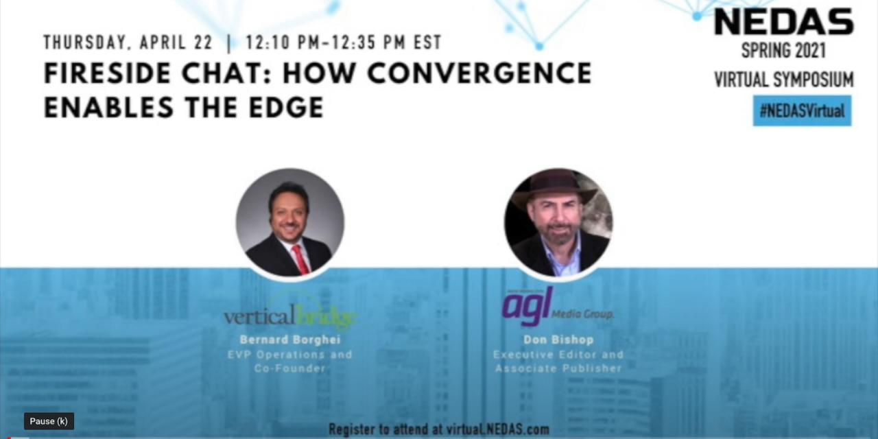 How Convergence Enables the Edge: NEDAS 2021 Spring Virtual Symposium