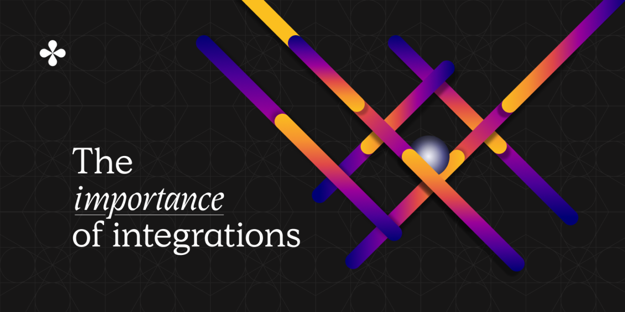The Importance of Integrations