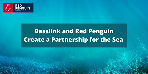 Basslink and Red Penguin Create a Partnership for the Sea